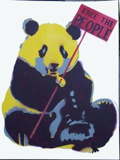 Panda: FREE THE PEOPLE
