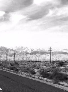 "#inthesky Series"" Palm Springs #14"