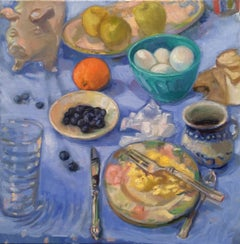 Blue Eggs and Ham