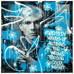 """Andy Warhol """"Kissing Wrong Person"""""""