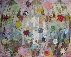 Flower Tapestry I