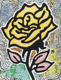 Yellow Rose, 2015