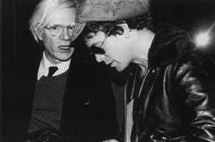 Andy and Lou, Studio 54, 1978