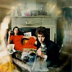 Bob Dylan and Sally Grossman, Woodstock, New York