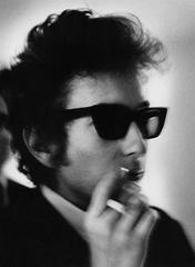 Bob Dylan with Dark Glasses, New York