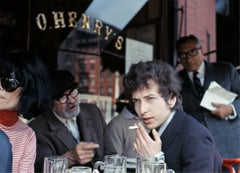 Bob Dylan at O'Henry Cafe, New York