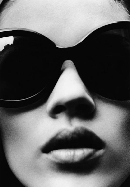 Kate Moss (The Face), New York, Italian Harper's Bazaar