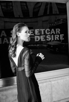 Kate Moss (Fascination), Harper's Bazaar Uomo, New York