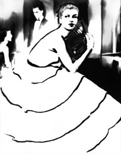 Born to Dance, Margie Cato, Dress by Emily Wilkins, New York