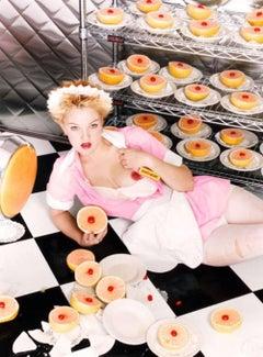 Drew Barrymore: A Waitress, 1995