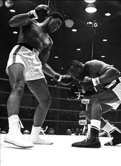 Cassius Clay (Muhammad Ali) and Sunny Liston, Miami, 1964