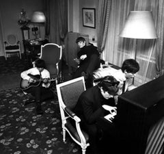 The Beatles Composing I, Paris, 1964