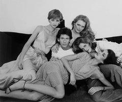 Calvin Klein, NYC, 1977