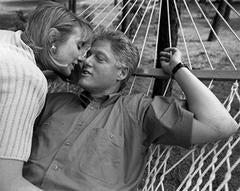 Bill and Hillary Clinton, Little Rock, Arkansas, 1992