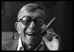 George Burns, 1988