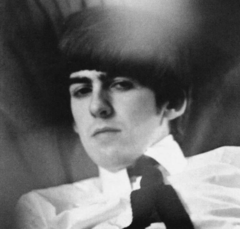 Harry Benson Black And White Photograph