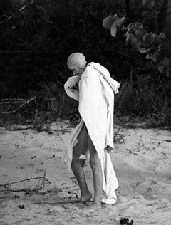 Greta Garbo, Antigua, 1976
