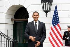 President Barack Obama, Washington, 2009