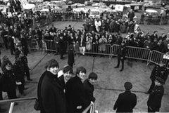 Beatles Arriving, New York, 1964