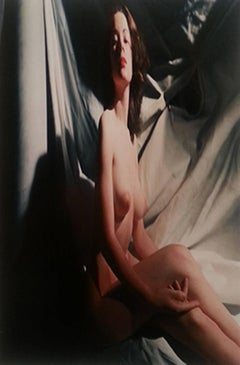 Distorted Nude, New York, 1950's