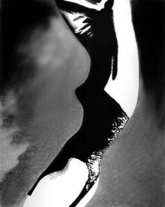 New Look Corset: Christian Dior, Harper's Bazaar, 1950