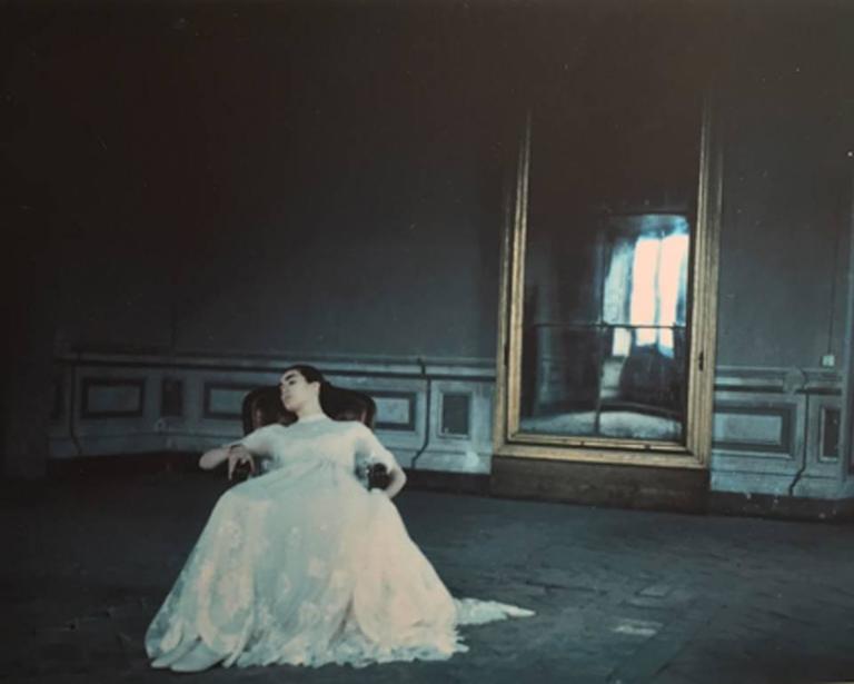 Deborah Turbeville Color Photograph - VOGUE Sposa, Catania, Sicily