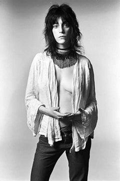 Patti Portrait B/W: Patti Smith, New York