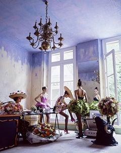Romance: Christian Lacroix Haute Couture Atelier