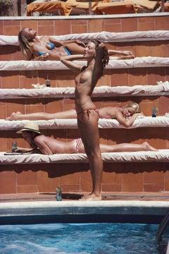 Catherine Wilke, Capri, 1980