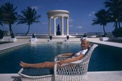 C.Z.Guest, Villa Artemis, Palm Beach, 1955