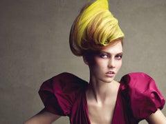Karlie Kloss, Dressed Up Face, New York, Vogue