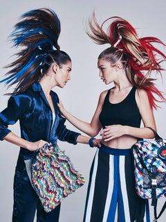 Gigi and Lily, New York, Vogue