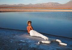 Imaan Hammam, Desert Calm, Tierra Atacama, Vogue