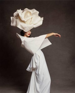 "Christy Turlington, ""My Fair Lady"", British Vogue"