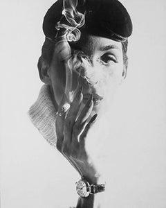 Anne St. Marie Smoking
