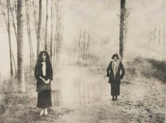 Women in the Woods: Ella and Isabella, VOUGE Italia