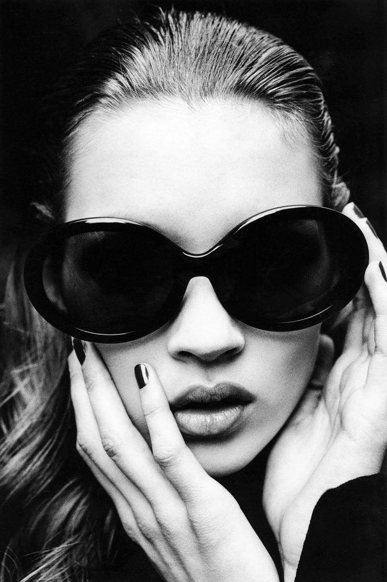 Kate Moss (That Girl), Italian Harper's Bazaar, New York