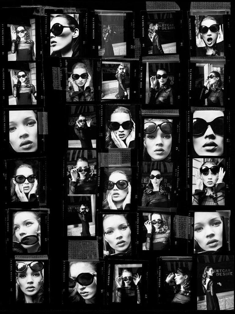 Kate Moss (Desire), Italian Harper's Bazaar, New York