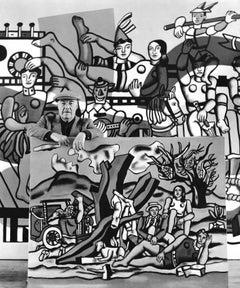 Fernand Léger dans ses Oeuvres