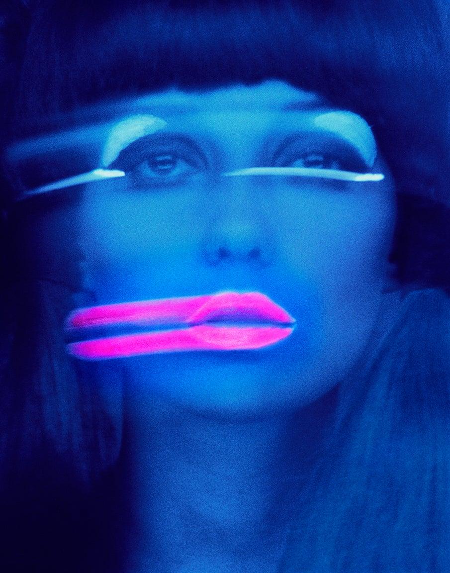Lip Streaks (Donna Mitchell), New York