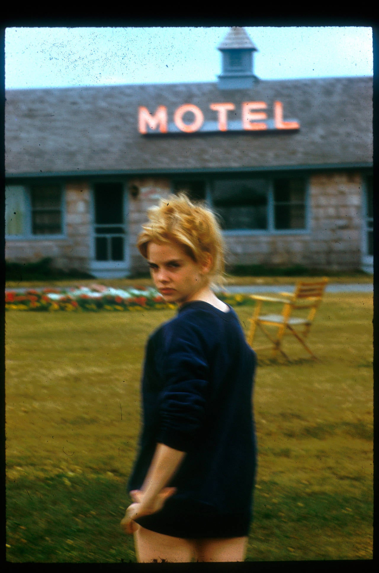 bert stern   sue lyon as lolita 1960 photograph for