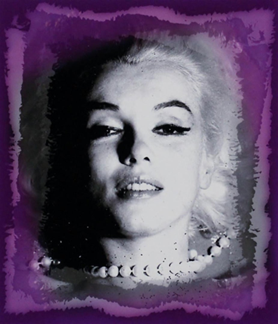 """Marilyn Monroe: From """"The Last Sitting"""", 1962"""