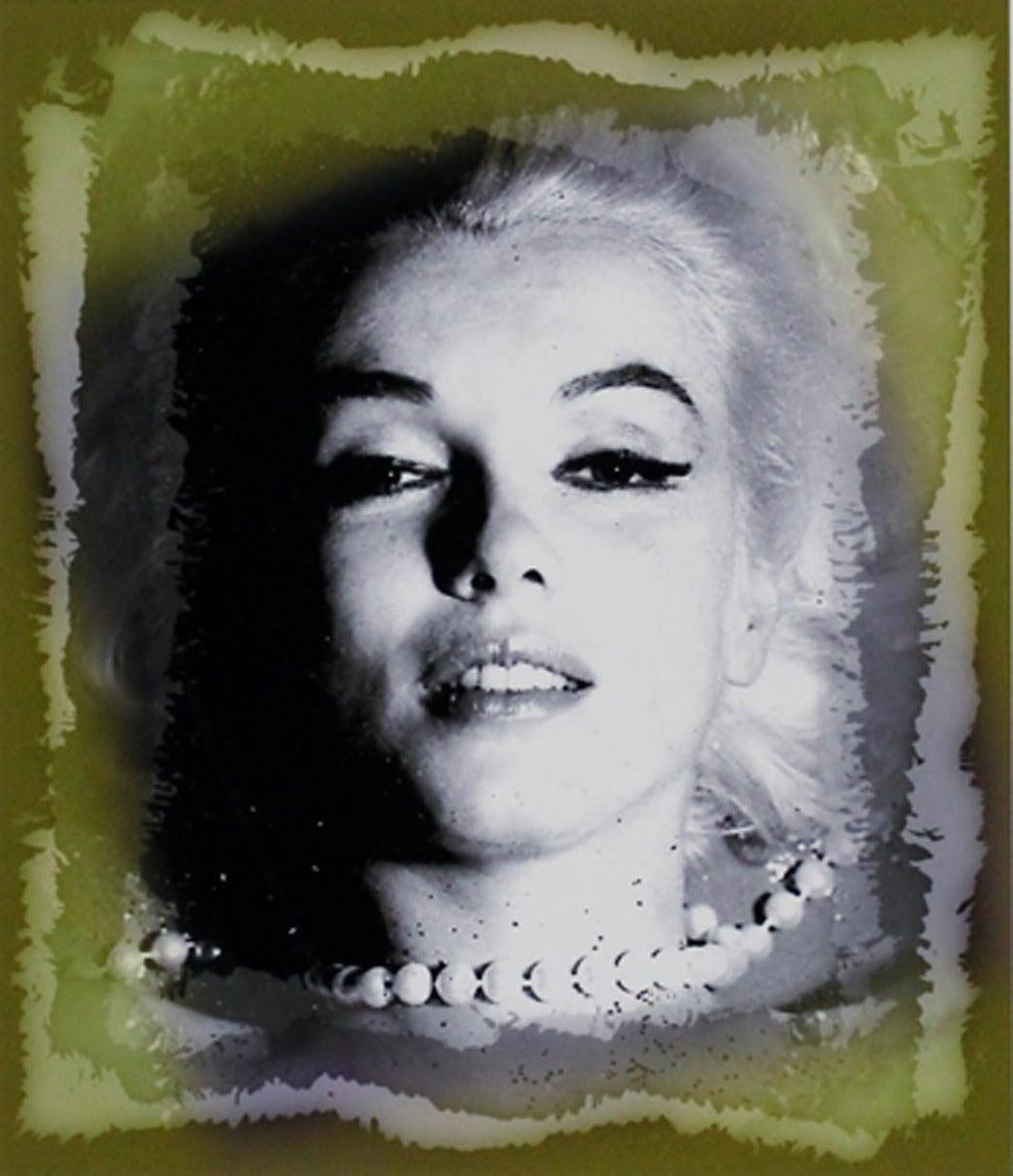 Bert Stern Marilyn Monroe From The Last Sitting 1962