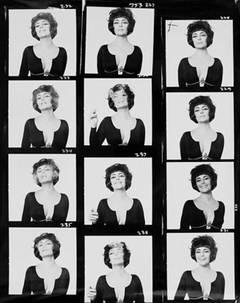 "Elizabeth Taylor as ""Cleopatra"", Rome, 1962"