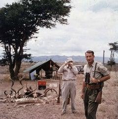 Hunter Reggie Destro and Arnold Newman, Nairobi, Kenya