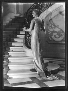 Mannequin on Staircase