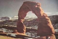 Arched Rock, 2002
