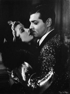 Myrna Loy and Clark Gable, still from Manhattan Melodrama, 1934