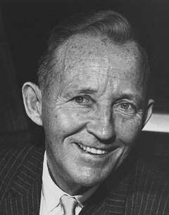 Bing Crosby, New York