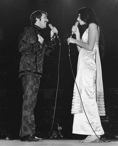 Sonny and Cher, Madison Square Garden, New York